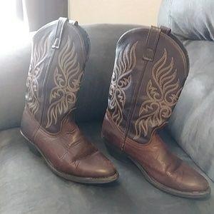 Laredo Kadi Distressed Cowboy Boots